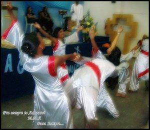Coreografia- Trazendo a Arca