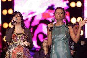 Diante do trono 12 - Fernanda Brum eNivea Soares