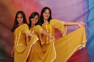Mais modelos de roupas de dança (Cia Josac)