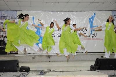I Mostra de Dança Gospel de Nova Iguaçu_Rios de Deus