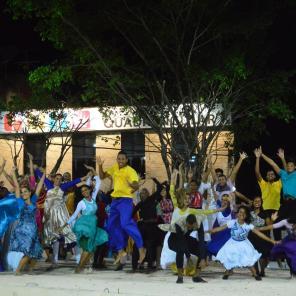 Geração que dança IEQ São Cristovão